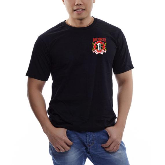 Fire Rescue Black – FRONT
