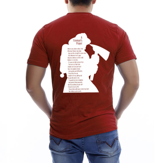 Smoke&Stash Cran Tshirt Men – Back