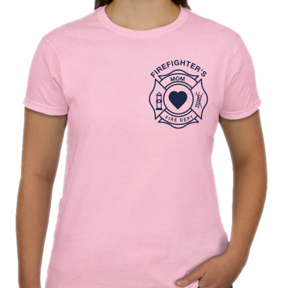 mom front pink