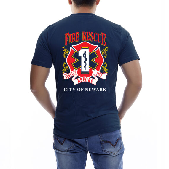 Fire Rescue Navy – BACK