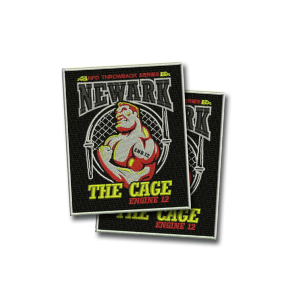 Engine 12 – The Cage – Patch