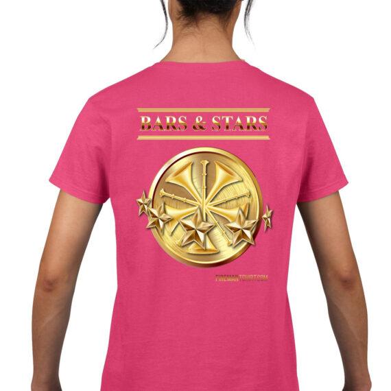Pink TShirt Back