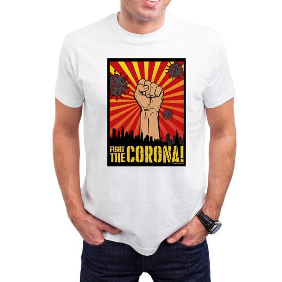 Fight the Corona Mockup – WHT